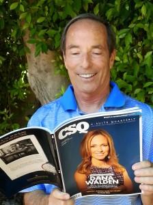 David reading CSQ